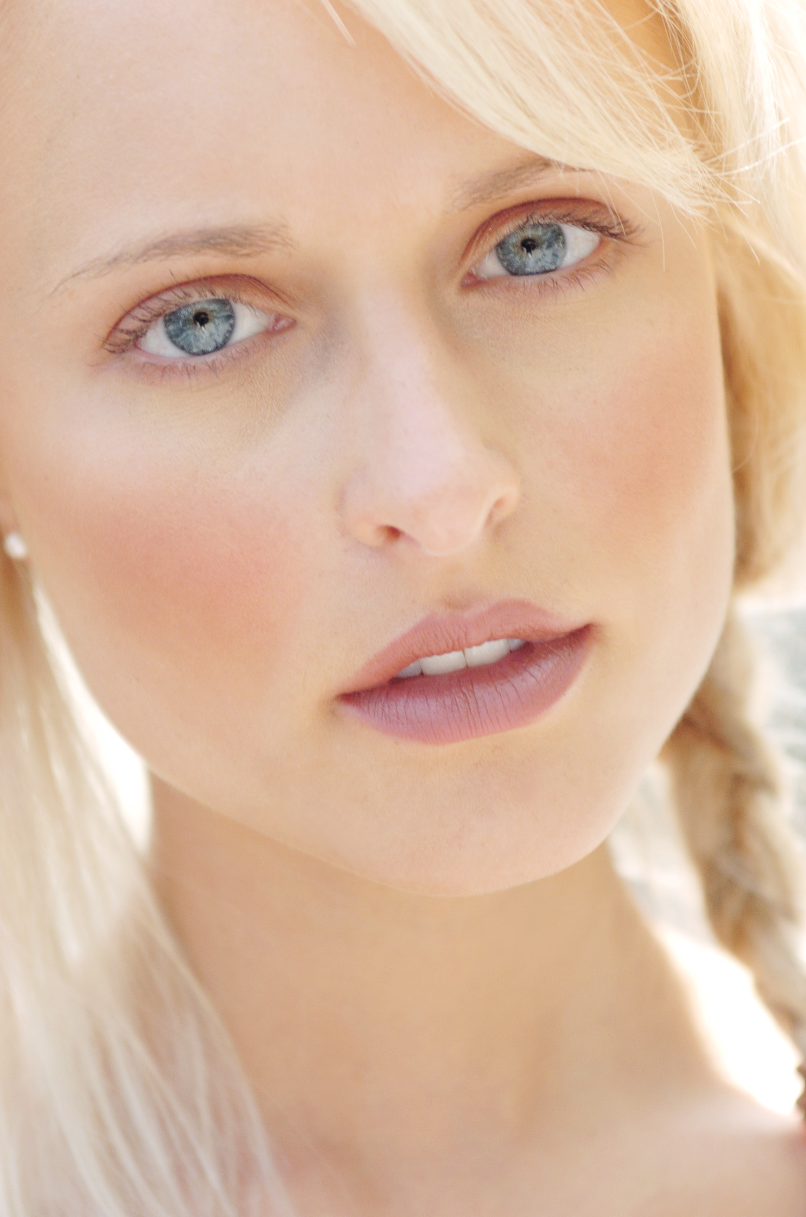 Portrait by portrait photographer on The Coted'Azure
