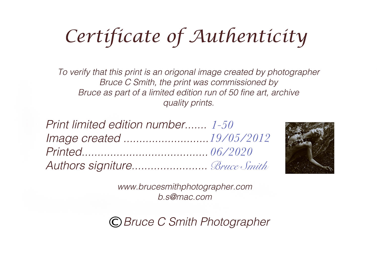 Limited edition signed photographic collectors fine art prints for sale, Fine art photographic prints