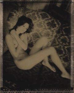 Fine art nudes portrait photographer in Europe