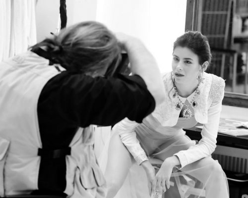 Mentoring for fashion photographers, Mentoring for fashion photographers