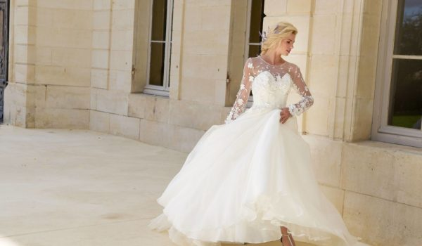 Bridal fashion photographer in the south of france