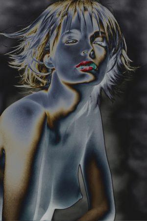 Soul portraits photographer artistic abstract portrait