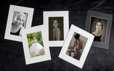 , Portrait prints and image finishing
