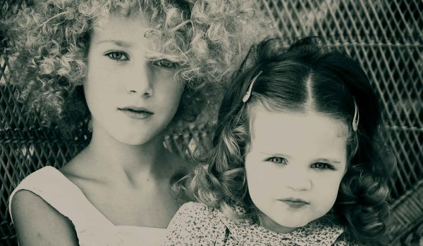 Children portraits by Bruce Smith the portrait photographer in France